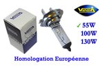 Ampoule Vega® Halogène H7 Maxi 55W