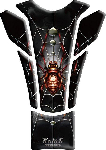 prot ge r servoir moto 3d keiti araign e rouge kt8500r 10024. Black Bedroom Furniture Sets. Home Design Ideas