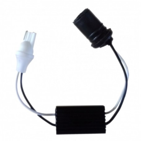 Module anti-erreur ODB pour ampoule à leds W5W T10