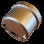 Manomètre Vega® moteur pas-à-pas Voltmètre 8 à 18V 52 mm