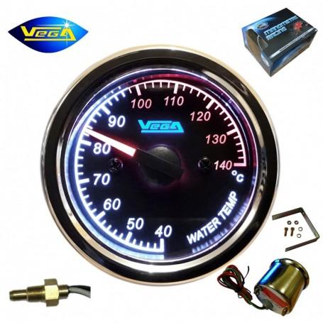 Manomètre Vega® Température d'eau 40-140°C spécial moto étanche