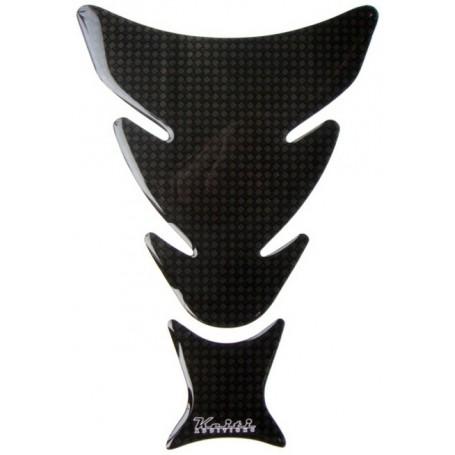 Protège réservoir moto 3D Keiti® Carbone KT3200