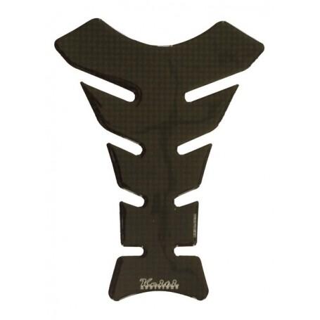 Protège réservoir moto 3D Keiti® Carbone KT3300CF