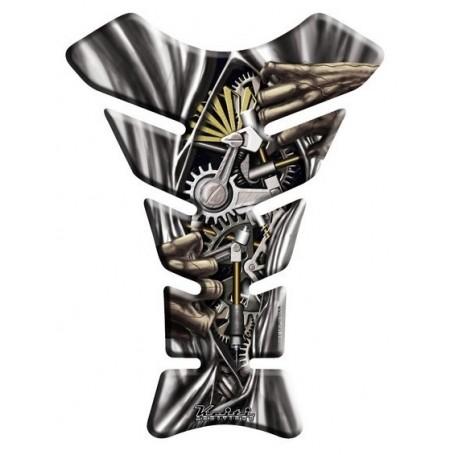 Protège réservoir moto 3D Keiti® SAW KT8220C