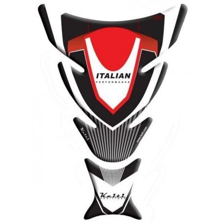 Protège réservoir moto 3D Keiti® Ducati Noir TDC-103K