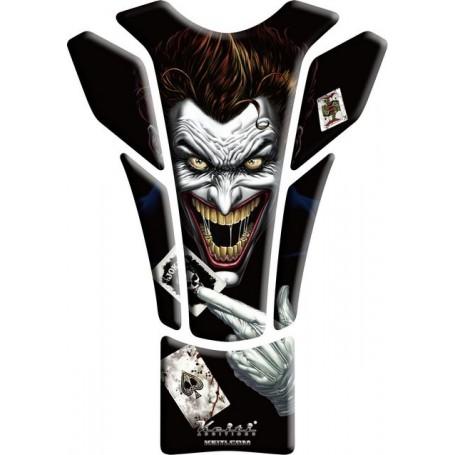 Protège réservoir moto 3D Keiti® Joker Poker KT8550