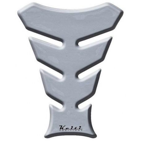 Protège réservoir moto 3D Keiti® Uni Gris SM1230S
