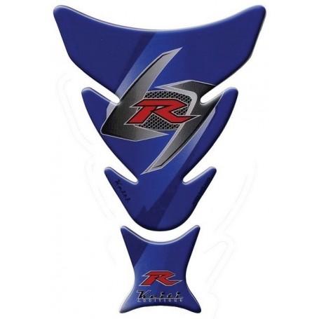 Protège réservoir moto 3D Keiti® Suzuki Bleu TSZ-605B