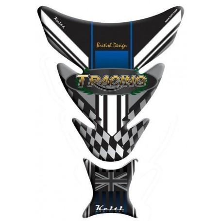 Protège réservoir moto 3D Keiti® Triumph Racing TTR-702C