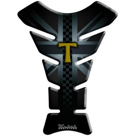 Protège réservoir moto 3D Keiti® Triumph TTR-703