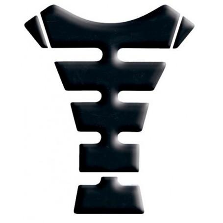 Protège réservoir moto 3D Keiti® noir KT1300
