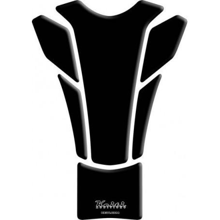 Protège réservoir moto 3D Keiti® Noir KT3500K