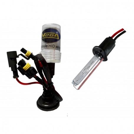 Ampoule HID Xénon Vega® H1 35W à embase ABS
