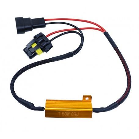 Résistance anti erreur ODB 50W pour ampoule H11