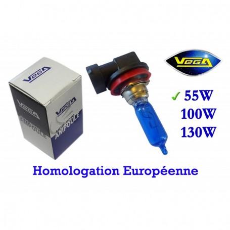 Ampoule Vega® Xénon Daylight H9 PGJ19-5 homologuée 65W 12V
