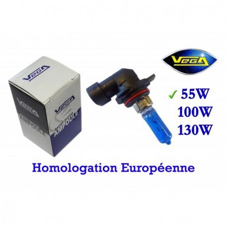Ampoule Vega® Xénon Daylight HIR2 9012 PX22d homologuée 55W 12V
