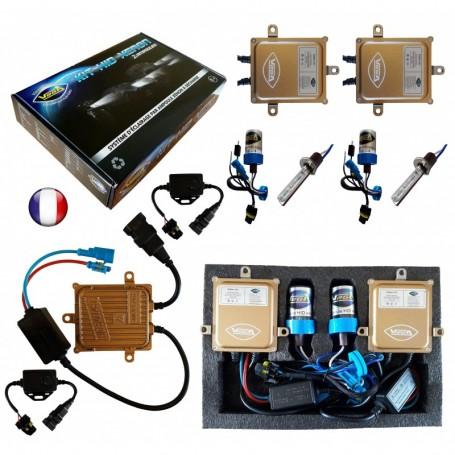 Kit HID Xénon Vega® H1 55W Canbus ODB 2 ampoules à embase métallique - Garantie à vie