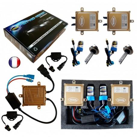 Kit HID Xénon Vega® H7 55W Canbus ODB 2 ampoules à embase métallique - Garantie à vie