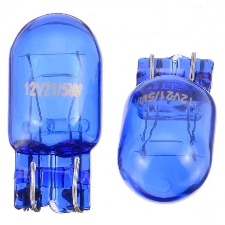 Ampoule Vega® W21/5W T20 GX3x16d Effet Xénon 12V