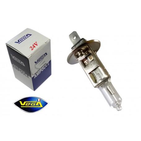 Ampoule Vega® H1 P14.5s homologuée 70W 24V