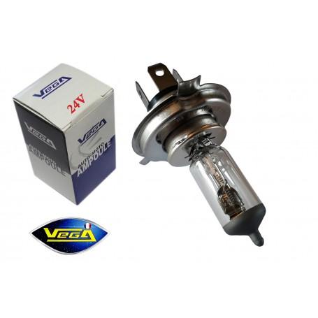 Ampoule Vega® H4 P43t 100W/90W 24V