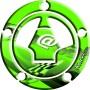 Protège capuchon de réservoir moto 3D Keiti® Vert Kawasaki 06-