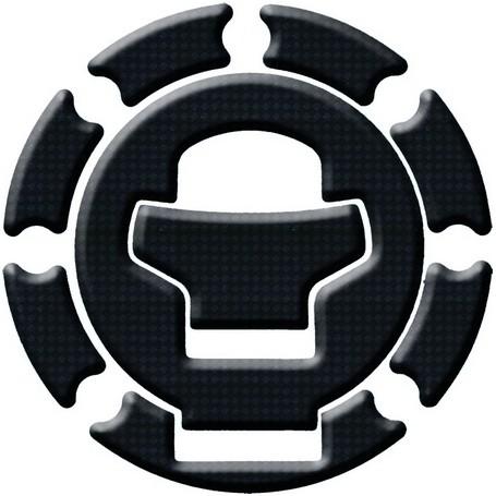 Protège capuchon de réservoir moto 3D Keiti® Cartone Suzuki 02-