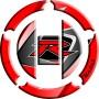 Protège capuchon de réservoir moto 3D Keiti® Rouge Suzuki 03-