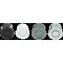 Radars de recul buzzer 4 capteurs