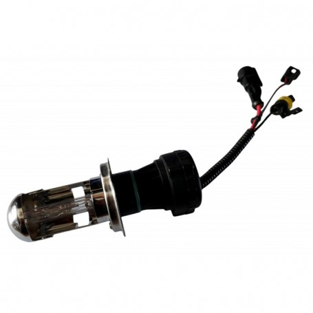 Ampoule HID Xénon Vega® H4 Hi/Lo bi-xénon 55W à embase métallique