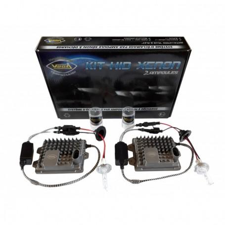Kit HID Xénon Vega® H3 100W Compétition 2 ampoules