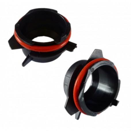 Adaptateur ampoule HID xénon BMW E39 Série 5 Ampoule H7