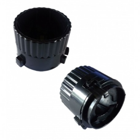 Adaptateur ampoule HID xénon Golf 6 Scirocco Golf 7 Touran 3 Ampoule H7