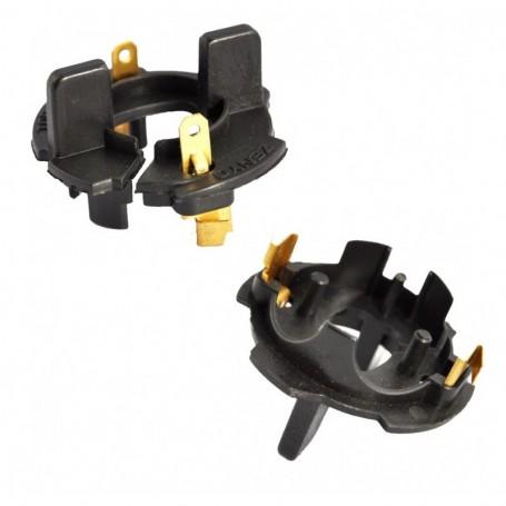Adaptateur ampoule HID xénon Volkswagen Golf 5 Touran Corsa C Ampoule H7