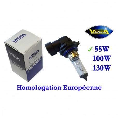 Ampoule Vega® halogène Maxi HB4 9006 P22d homologuée 51W 12V