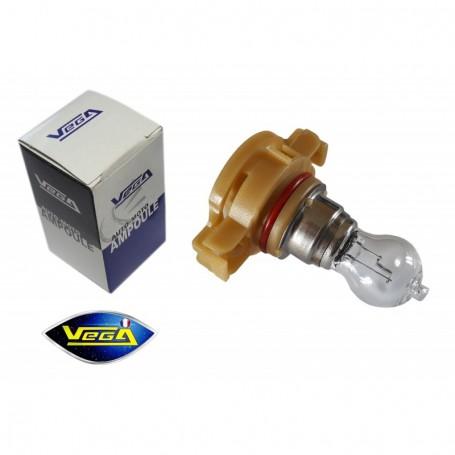 Ampoule Vega® halogène Maxi PSX24W PG20-7 homologuée 24W 12V