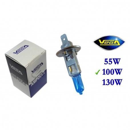 Ampoule Vega® Xénon Daylight H1 P14.5s 100W 12V