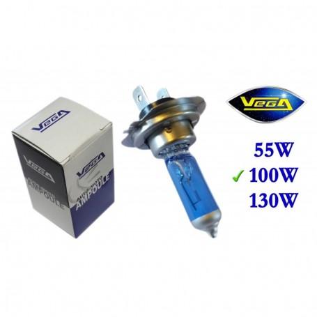 Ampoule Vega® Xénon Daylight H7 PX26d 100W 12V