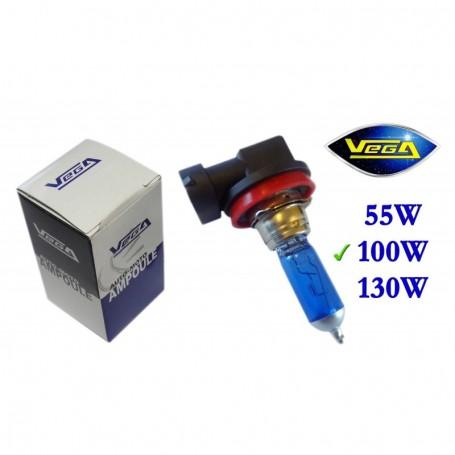 Ampoule Vega® Xénon Daylight H11 PGJ19-2 100W 12V