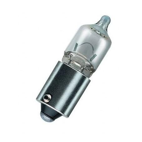 """Ampoule Vega® H6W BAX9S T10 haute luminosité 125lm Halogène """"Maxi"""" 12V"""