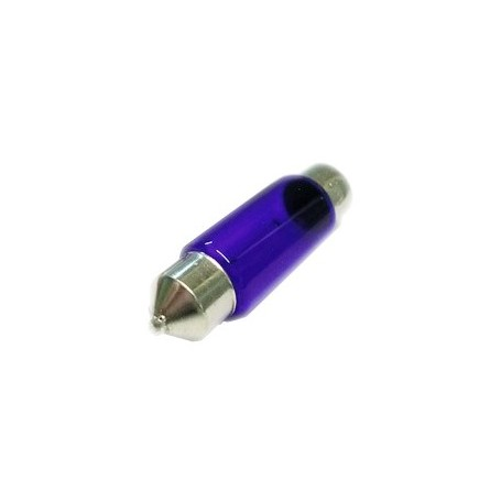 Ampoule Vega® Navette C5W 36mm sv8.5 Day Light blanc xénon 5000K 12V