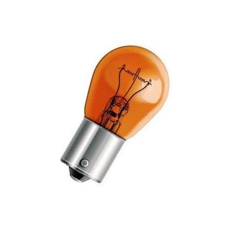 Ampoule Vega® Clignotant PY21W BAU15S Orange teinté masse 12V