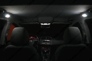 Pack Opel Astra H intérieur 84 leds SMD