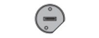 Ampoules H1 P14.5s halogènes Maxi Vega® 12V
