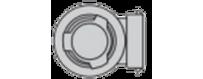 Ampoules H8 PGJ19-1 halogènes Maxi Vega® 12V