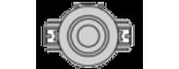 Ampoules H16 PGJ19-3 halogènes Maxi Vega® 12V
