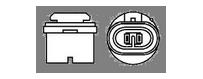 Ampoules H27W/1 PG13 880 halogènes Maxi Vega® 12V