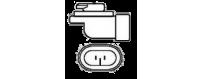 Ampoules H27W/2 PGJ13 881 halogènes Maxi Vega® 12V