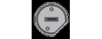Ampoules H1 P14.5s Jaune ancien Vega® 12V
