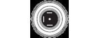 Ampoules CE R2 P45t Code Européen Jaune ancien Vega® 12V